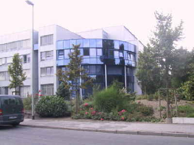 Laborgebäude II